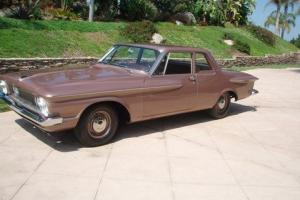 1962(real) Plymouth Savoy 413 Cubic inches 410 HP, original 3 speed trans.