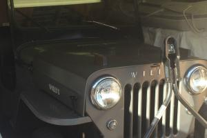 1963 Willys CJ3B, Excellent Condition