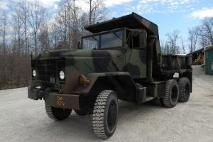 1985 2010 Rebuild M929 Dump truck great shape! heavy duty M923 M920 M817 Video
