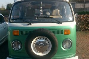 Classic VW Campervan 'Hattie' for sale
