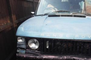 Range Rover Classics, Both 2 door models for Restoration.