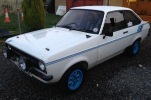 Ford Escort Mk2 Harrier Road Rally Car Race Group 4 GRP4