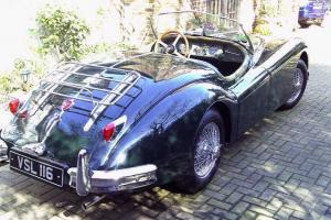 Jaguar XK140 Roadster 1955 Full body off nut and bolt rebuild No expense spared.
