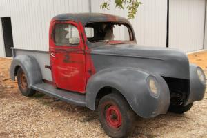 1940 Ford Pickup HOT ROD Project in Sebastopol, VIC