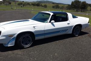 Chevrolet Camaro Z28 1980 350 Auto T Tops QLD Rego RWC LOW Reserve Photo