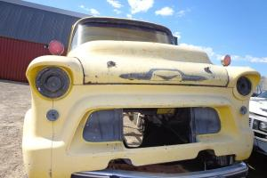 COE Chevrolet 1956 57 Cabover Hotrod Hauler Pickup Truck in Highton, VIC Photo