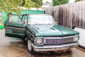 1966 Ford Falcon XP Delux Sedan 4 Door in Vermont South, VIC