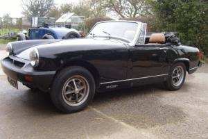 MG MIDGET 1 OWNER FROM NEW 25315 Miles