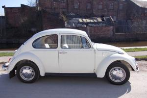 VW BEETLE 1200, 1971, 16,500 MILES FROM NEW