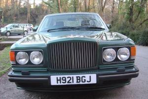 BENTLEY TURBO R 1991 ACTIVE RIDE MOT AND TAXED