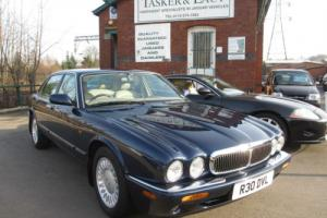 Jaguar XJ8 Auto ,Only 23,000 Miles ,16 Main Dealer Jaguar Stamps, Rare Find Photo