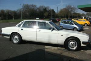 Jaguar Sovereign 12,000 miles (20K KMS) from new Left Hand Drive Photo