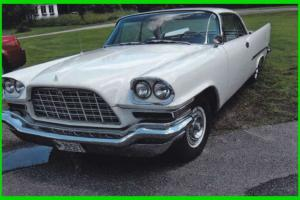58 Chrysler 300D Coupe 392ci 375 Hemi Auto Leather Power Seats Push Button Drive