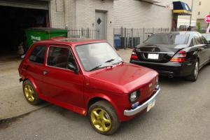 Fiat 126 Unique Historical