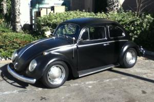 1964 vw beetle matching numbers