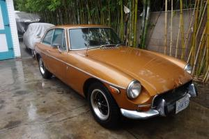1972 MGB-GT Project - Would be a great  driver with some TLC -
