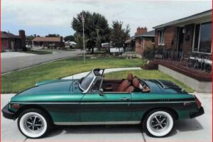 79 MG MGB Photo