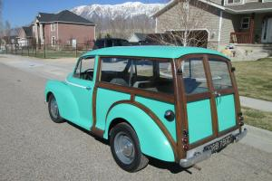 Morris Minor Travellor