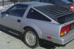 1984 Nissan 300ZX Turbo 50th Anniversary SURVIVOR! 49,242 original miles! NR!