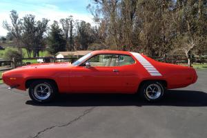 1972 Plymouth Road Runner Clone