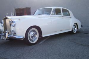 1962 ROLLS ROYCE SILVER CLOUD II ORIGINAL CALIFORINA CAR ' JUST BEAUTIFUL ' Photo
