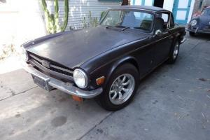 1974 Triumph TR-6 - Runs great, mechanically sound.- Photo
