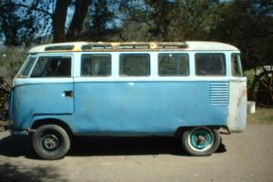 1961 VW BUS 23 WINDOW