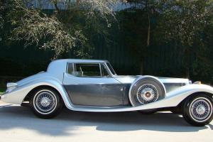 1939 BERLINA  TARGA TOP COUPE BUILT BY PHILIP MOTOR CAR CORP.ON A 1969 VW FRAME