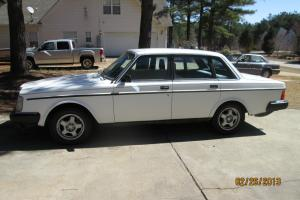 Low Mileage 1983 Volvo 244 Great Condition!