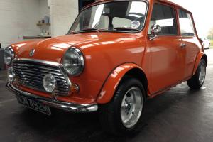 CLASSIC MINI 1973 RARE MARK 3 AUSTIN MORRIS BMC