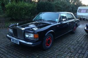 Rolls Royce Silver Spirit requires some light restoration PX Swap Exchange Deal Photo
