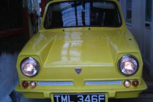 RELIANT REGAL SUPER VAN Photo