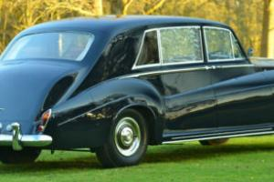 1967 Rolls Royce Phantom V James Young PV16