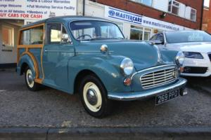 Morris Minor 1000 Estate For Sale at Master Cars Hitchin
