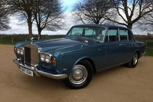 Rolls-Royce Shadow, ££££ spent, tax exempt