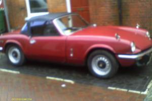 TRIUMPH SPITFIRE 1974 COUPE Photo