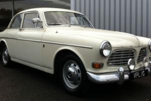 1968 Volvo Amazon 121 1780cc Petrol