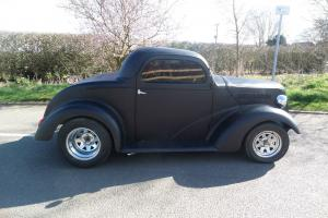 ford pop, hotrod, hot rod, anglia, rat rod,ford, custom, coupe
