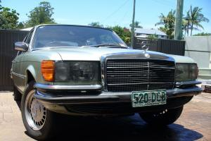 Mercedes Benz 450 SEL 1976 4D Sedan 3 SP Automatic 4 5L Electronic F INJ in Mermaid Waters, QLD