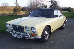 JAGUAR XJ6 SERIES 1,4.2 AUTO,LOVELY OLD GIRL,NEW MOT,WORN BUT VERY PRETTY