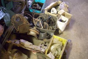 Oldsmobile 350DX Diesel Engine Photo