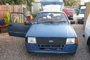 1985 FORD ESCORT 1100 3 DOOR BASE MODEL - RARE Photo