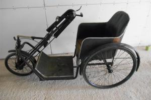 "Vintage invalid carriage ""BARN FIND"" in full working order"
