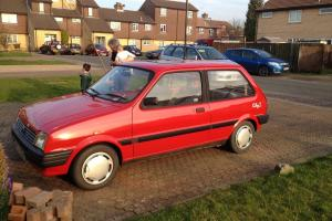 austin/ rover metro city x Photo