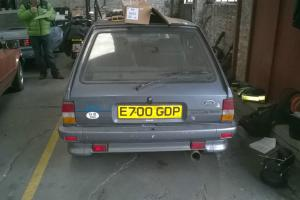 ford fiesta xr2 Photo