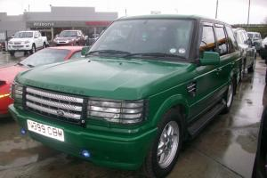 Range Rover 4.0 SE Auto 1995 146,000 Miles LPG Gas Conversion Photo