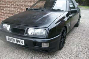 CLASSIC THREE DOOR FORD SIERRA XR4i COSWORTH REPLICA PROJECT Photo