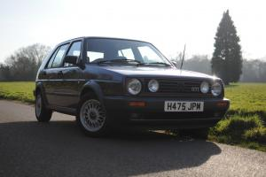 Volkswagen Golf Gti Mk2 1.8 8v Big Bumper Photo
