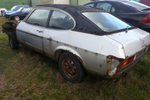 Ford Capri MK2 Rolling Shell Spares/Repair/Banger Photo