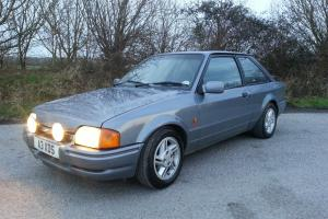 FORD ESCORT XR3I, BARN FIND, PROFESSIONALLY RESTORED.